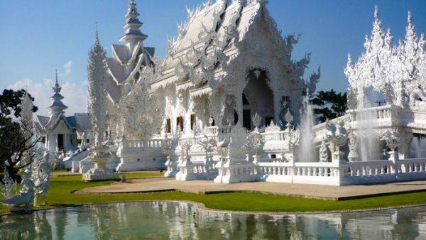 The White Temple (Wat Rong Khun) Chiang Rai