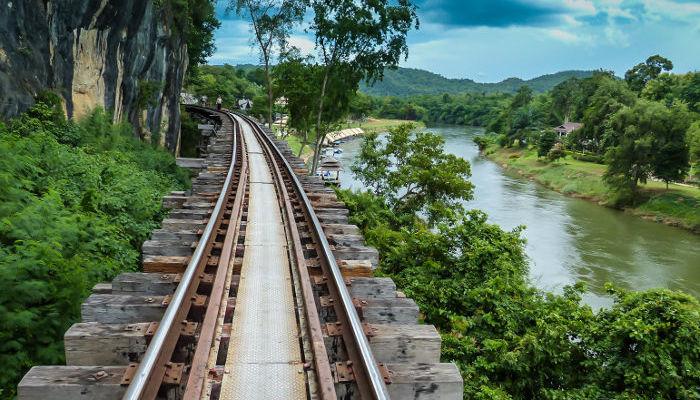 Kanchanaburi ,Thailand