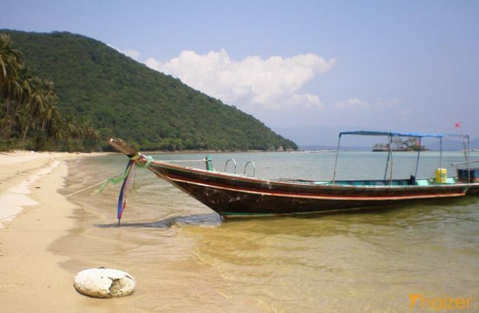 Ko Samui beach