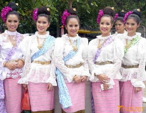 Thailand Land of Smiles