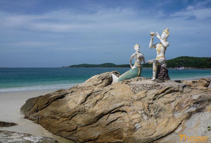 Hat Sai Kaew Beach, Ko Samet