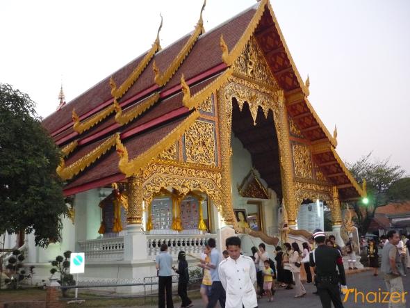 Wat Phra Singh temple, Chiang Mai