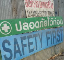stay safe in Thailand