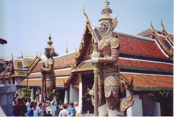 Wat Phra Kaeo & Grand Palace, Bangkok
