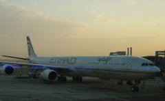 Etihad Airways London to Bangkok