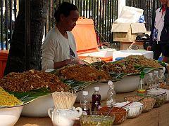 Fast food Thai style