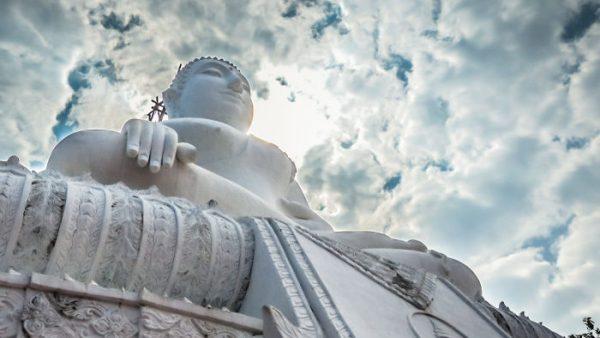Awk Phansa (end of Buddhist Lent) Thailand