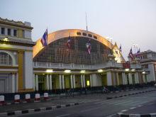 bangkok-hualamphong-train-station