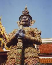 Grand Palace & Temple of Emerald Buddha, Bangkok