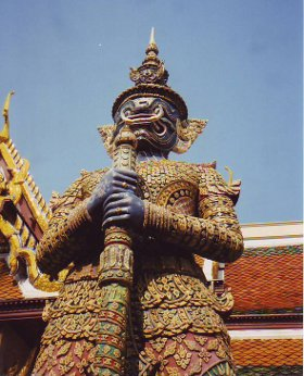 Bangkok Grand Palace & Temple of the Emerald Buddha