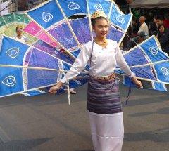 Chiang Mai Flower Festival 2009