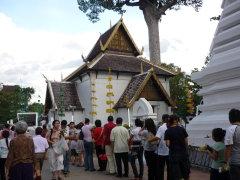 inthakin-festival-chiang-mai
