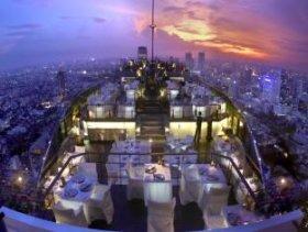 Bangkok Rooftop Bars And Restaurants