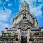 the central prang at Wat Arun