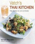 Vatch's Thai Kitchen in paperback
