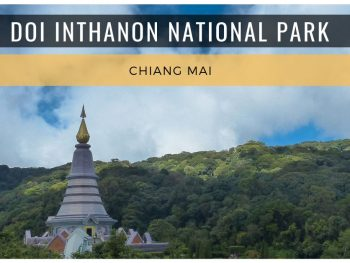 Doi Inthanon National Park Chiang Mai