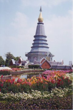 royal-chedi-at-doi-inthanon-national-park