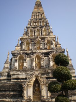 Wiang Kum Kam, Chiang Mai