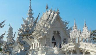 White Temple, Chiang Rai (Wat Rong Khun)