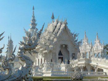 White Temple (Wat Rong Khun) Chiang Rai