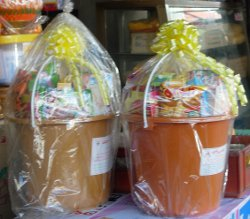 Monk baskets