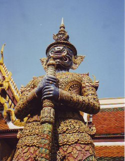 Grand Palace and Wat Phra Kaew, Bangkok
