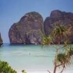 "Maya Bay, Phi Phi (Location for ""The Beach"")"