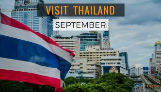 Visit Thailand in September
