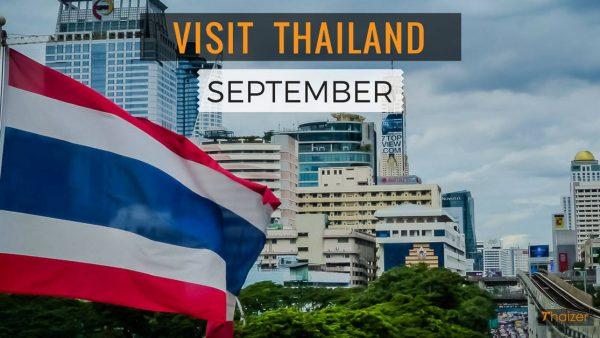 Visit Thailand in September
