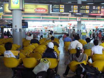 Mo Chit Northern BusTerminal, Bangkok