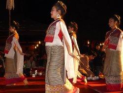 Thai Fingernail Dance