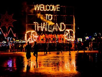 Full Moon Party, Ko Pha Ngan, Thailand