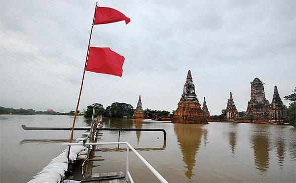 Flooding in Ayutthaya