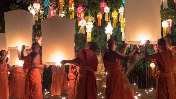 Yi Peng Festival, Chiang Mai