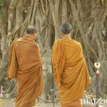 Ayutthaya Monks