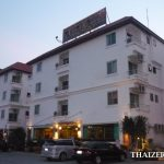 Great Residence Hotel near Bangkok airport