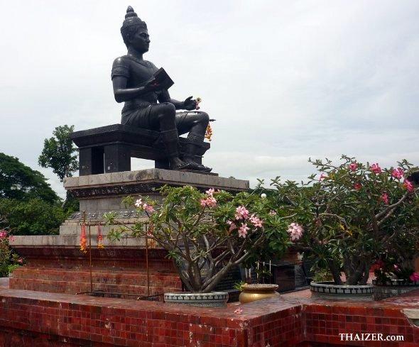 King Ramkhamhaeng of Sukhothai