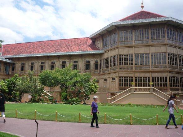 Vimanmek Mansion, Bangkok