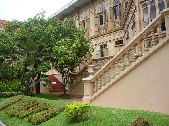 Vimanmek Palace, Bangkok