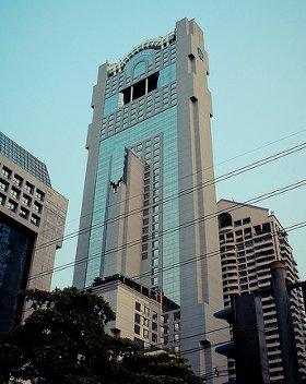 Banyan Tree Hotel, Bangkok
