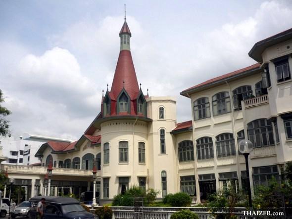 Phya Thai Palace, Bangkok