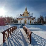 The Royal Thai Pavilion in Sweden