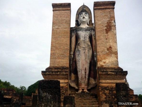 Wat Mahathat Old Sukhothai