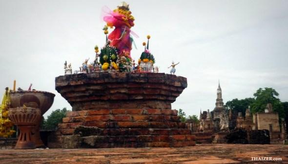 Lak Muang City Pillar