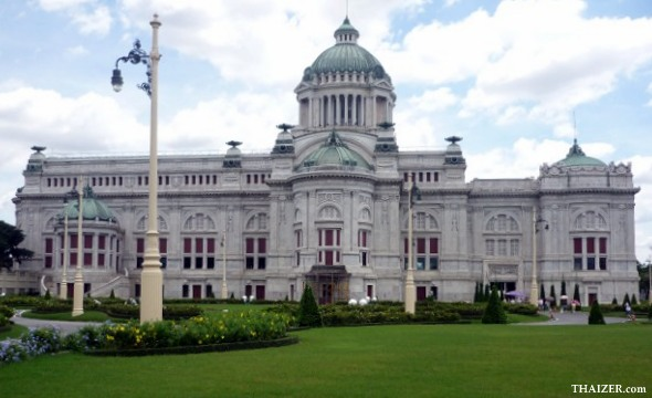Ananta Samakhom Throne Hall, Bangkok