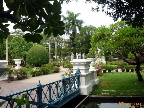 Saranrom Royal Garden And Public Park Bangkok