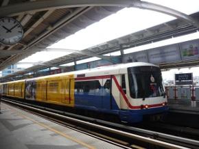 Bangkok Skytrain service