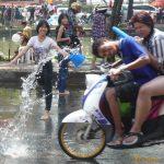 Thai Authorities Take Steps to Save Water During Songkran