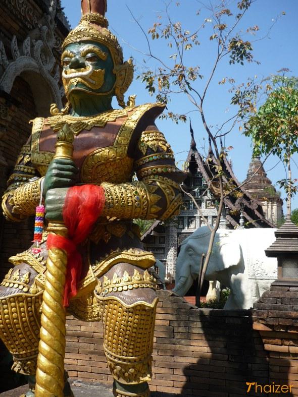 Wat Lop Mali, Chiang Mai