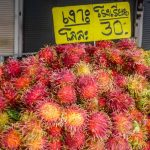 Rambutan: The Hairy Red Fruit